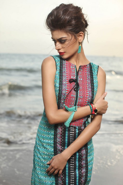 Khaadi Unstitched Lawn Colletion 2014 for United States Women (9)